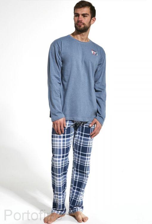 124-166 Пижама мужская Cornette