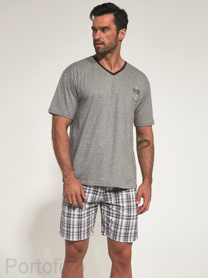 326-93 Пижама мужская короткий рукав