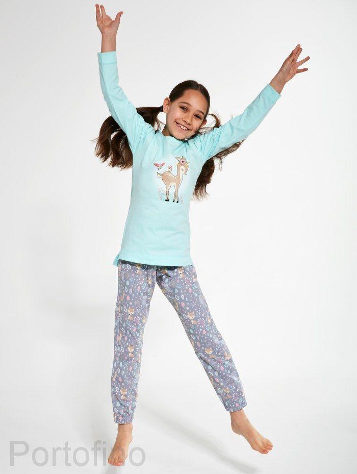 781-126 Пижама для девочки Cornette