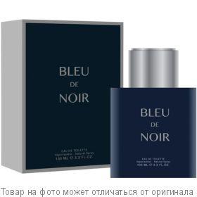 Z  BLUE de NOIR.Туалетная вода 100мл (муж), шт