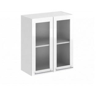 Шкаф верхний со стеклом Ксения ШВС 600