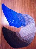 Ажурный шарф-палантин.