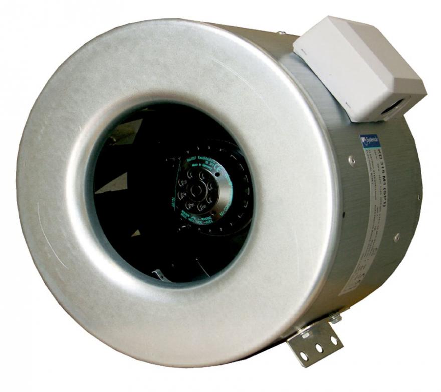 Канальный вентилятор KD 355 S1**