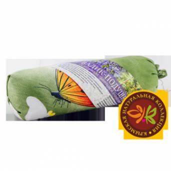 Валик-подушка Можжевельник+Лаванда 30х8 см
