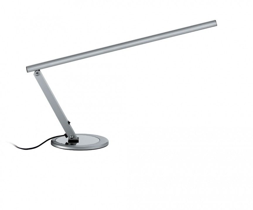 Лампа настольная маникюрная (серебро)
