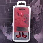 ELMCOEI EV-189 Красные наушники-гарнитура