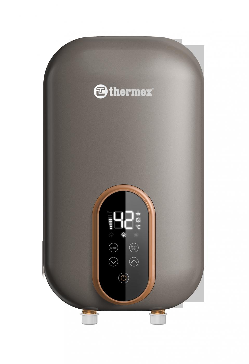 Проточный электрический водонагреватель Thermex Chief 8500 (211026)