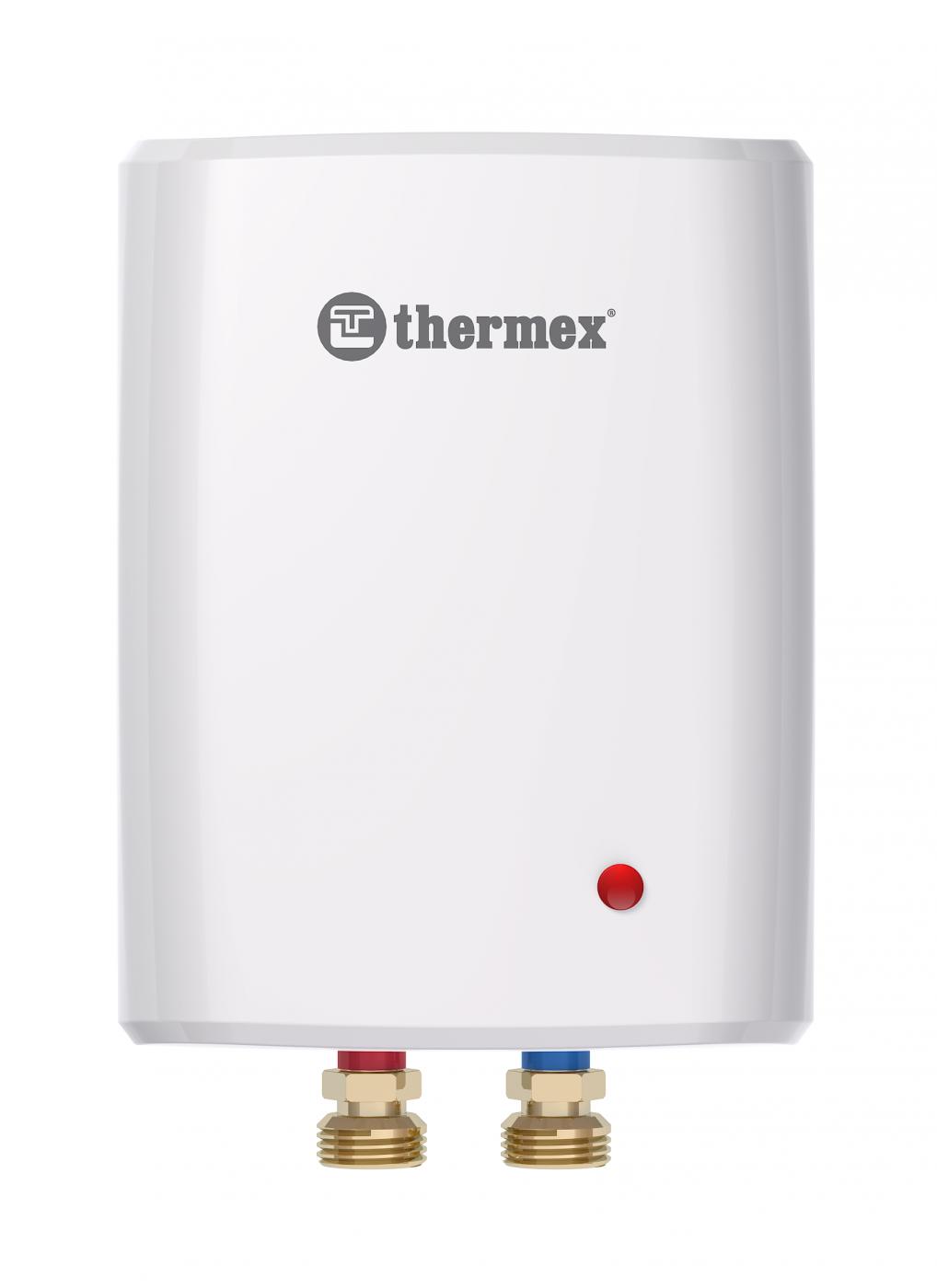 Проточный электрический водонагреватель Thermex Surf Plus 6000 (211017)