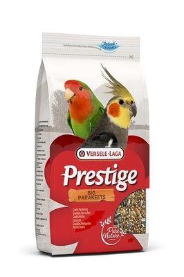 Корм Versele-Laga Prestige Big Parakeets корм для для средних попугаев 1 кг