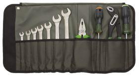 511511 Набор ключей комбинированных и инструмента, 11 предметов Дело Техники