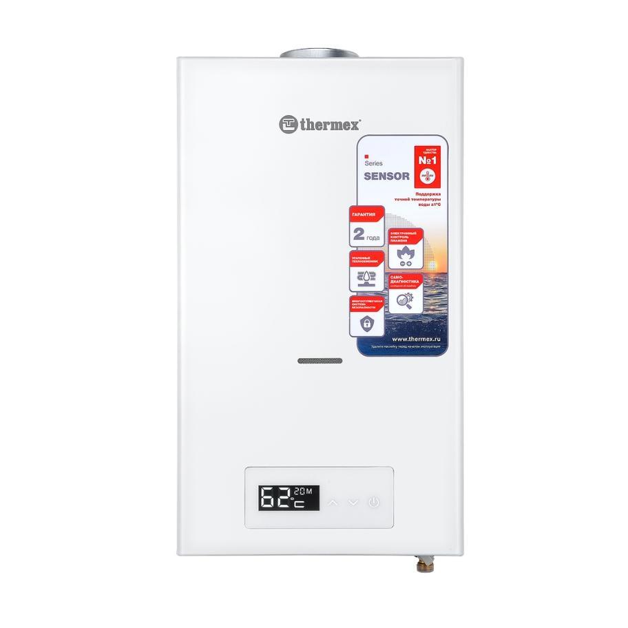 Проточный газовый водонагреватель Thermex S 20 MD 351 107