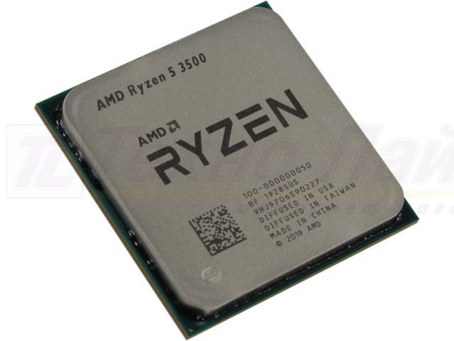 Процессор AM4 RYZEN 5 3500 (3.6GHz, Boost 4.1Ghz 16MB) OEM