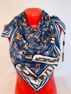 Шелковый платок Louis Vuitton, арт 110