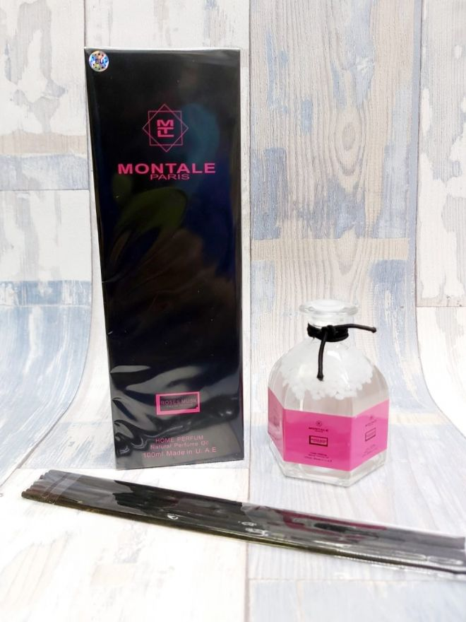 Аромадиффузор NEW (LUX) - Montale Roses Musk 100 мл