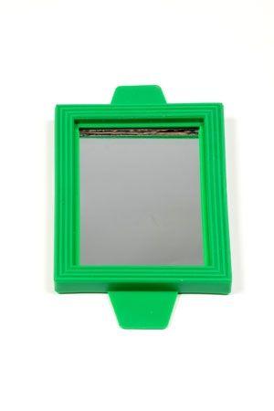 Зеркало  Дарэлл  для птиц квадратное 80*80мм