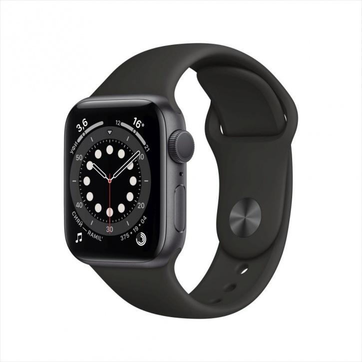 Apple Watch Series 6 GPS 44mm Space Grey