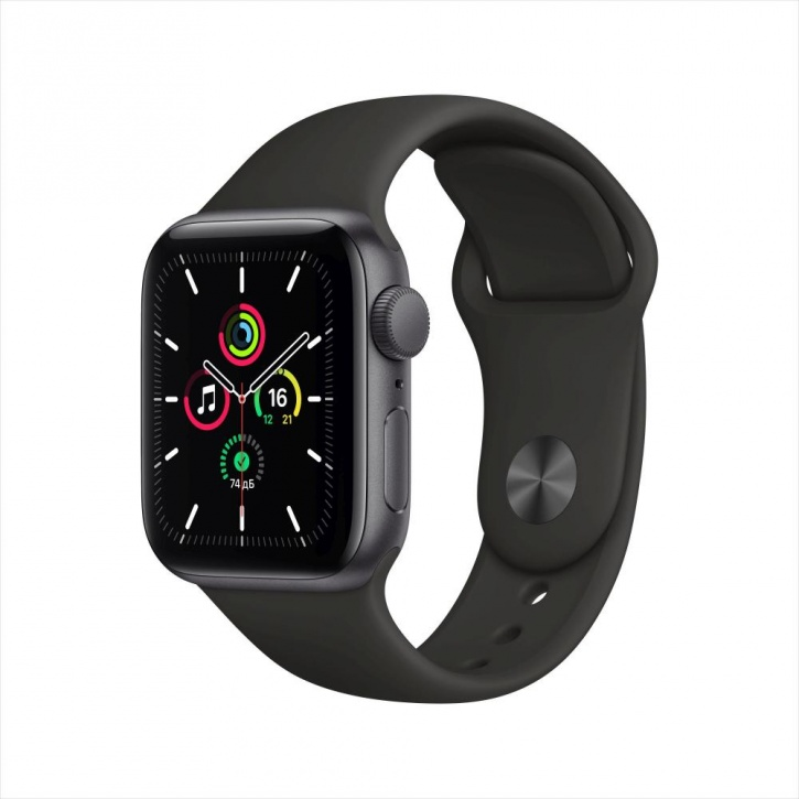 Apple Watch SE GPS 44mm Space Grey