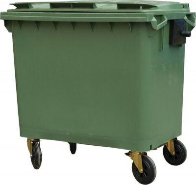 Мусорный контейнер 660л