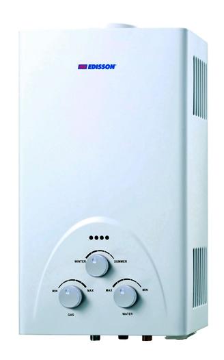 Проточный газовый водонагреватель Edisson Spark S 20 (ЭдЭ000159)