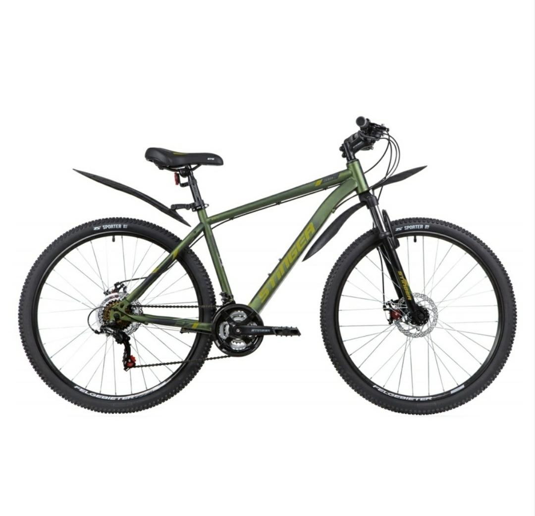 "Велосипед Stinger 26"" Caiman D 18"""