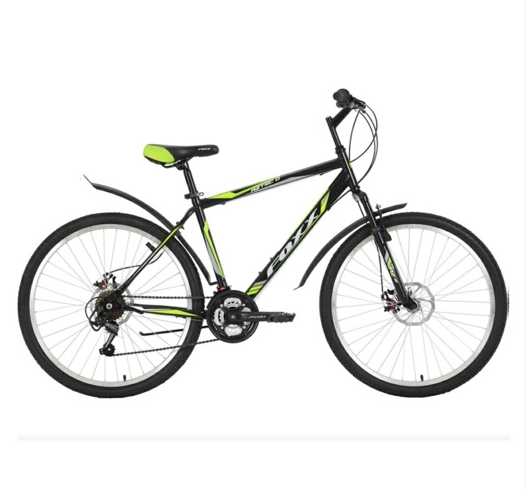 "Велосипед FOXX Aztec D 26"""