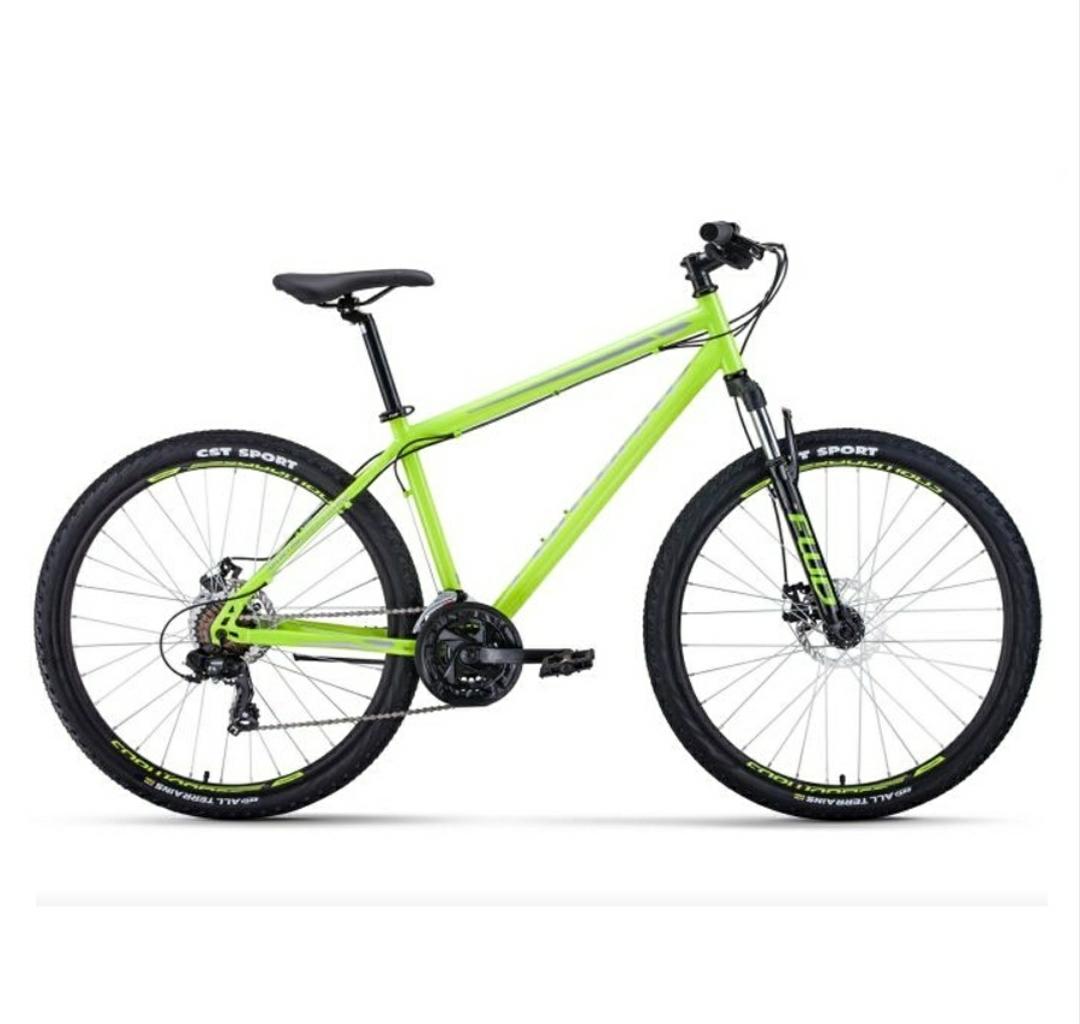Велосипед Forward Sporting 27.5 2.0 Disc 2020