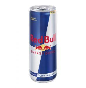 Напиток энерг RED BULL 0,25л без/алк ж/б
