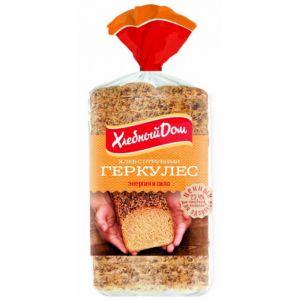 Хлеб из муки пшеничной хлебопекарной 1сорта 500гр ФК