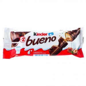 Шоколадные палочки KINDER BUENO 43г Dark