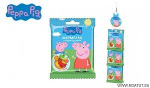 Мармелад жевательный PEPPA PIG 25г Vitafruit фрукт ассорти