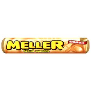 Ирис MELLER 38г Белый шоколад