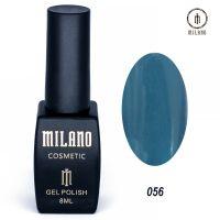 Гель-лак Milano Cosmetic №056, 8 мл