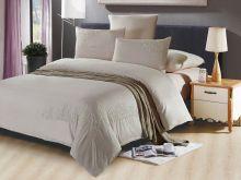 Комплект постельного белья Luxury modal  с вышивкой семейный Арт.41/011-ME