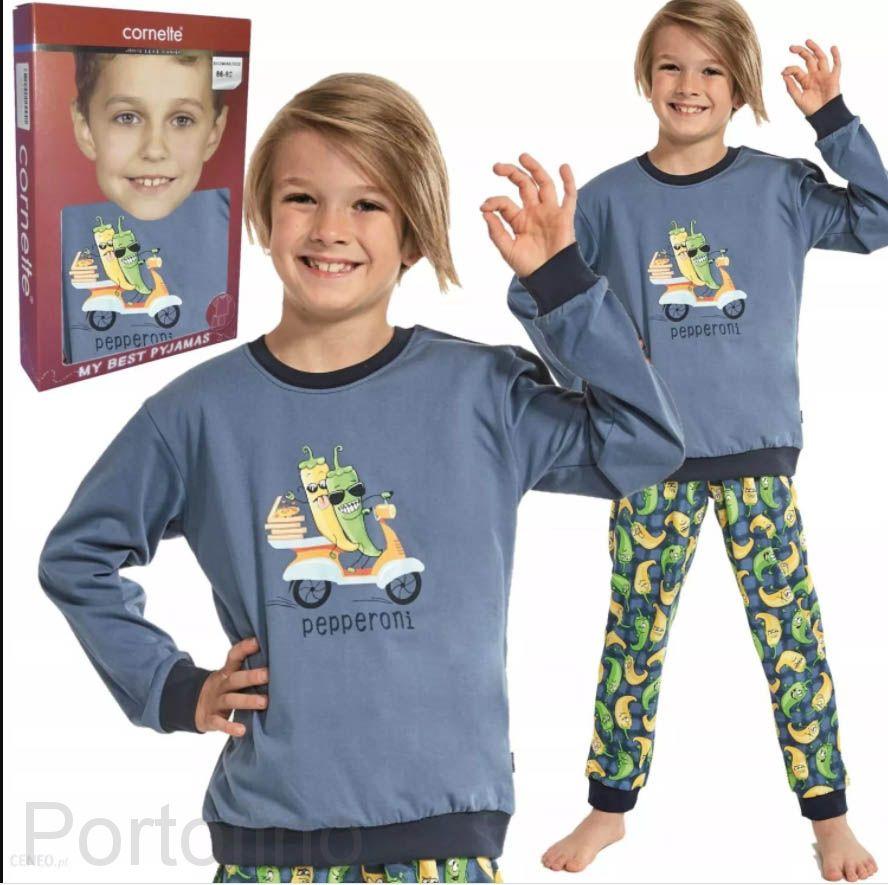 593-91 Пижама детская Cornette