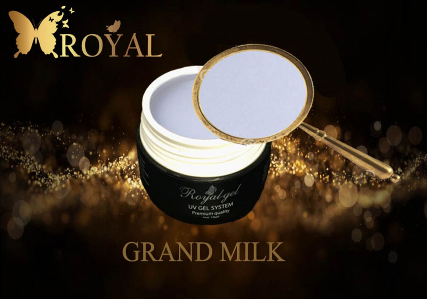 GRAND MILK ROYAL GEL