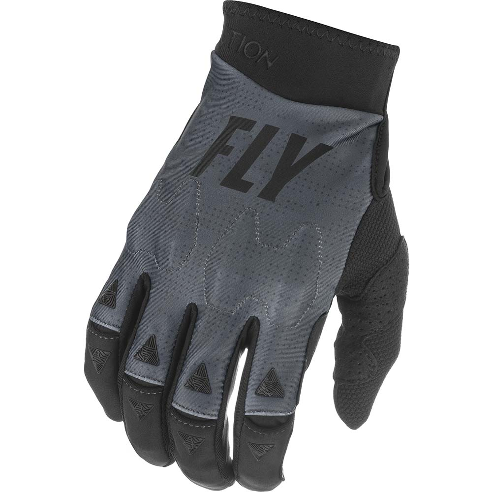 Fly Racing 2021 Evolution DST Black/Grey перчатки