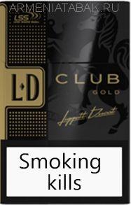 (440)LD gold club (Duty Free) РУ