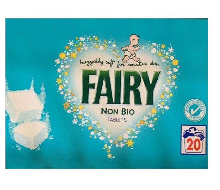 FAIRY NON BIO 20 таблеток