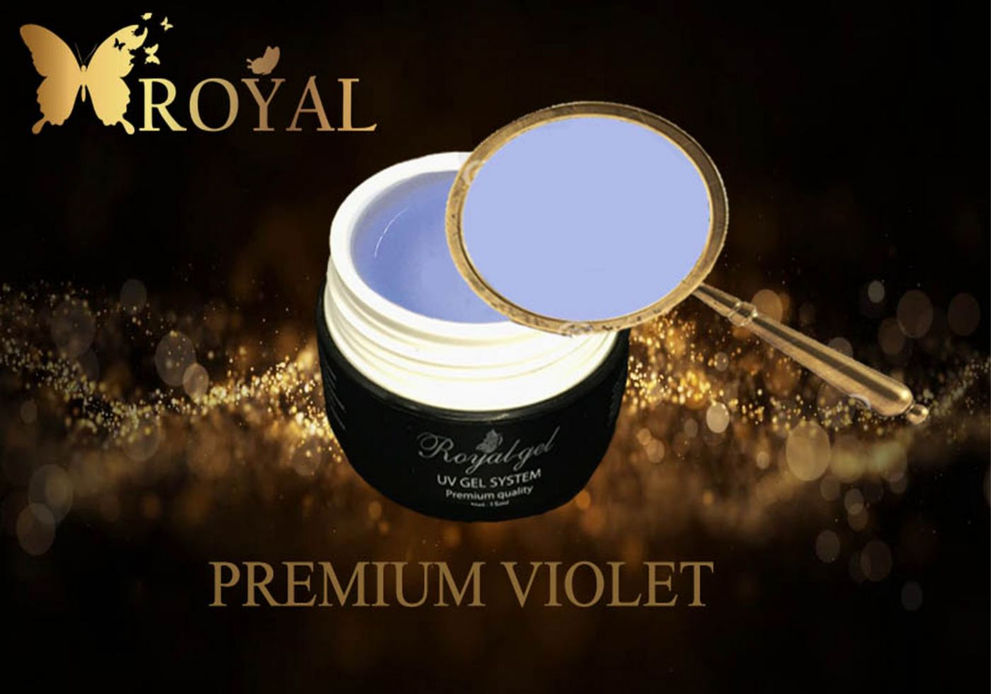 PREMIUM VIOLET ROYAL GEL