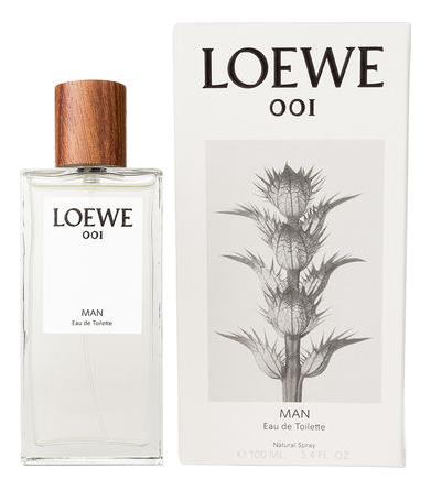 Loewe 001 man, 50 мл (EURO)