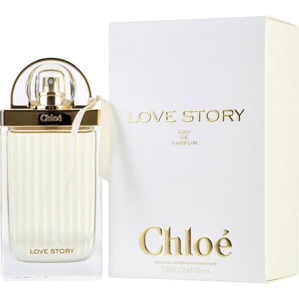 Chloe Love Story Eau de Parfum 100 мл (LUX)