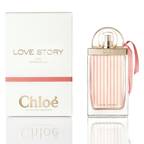 Chloe Love Story Eau Sensuelle 100 мл (LUX)