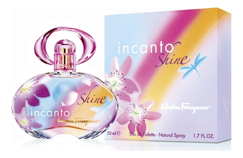 Salvatore Ferragamo Incanto Shine 100 мл (EURO)