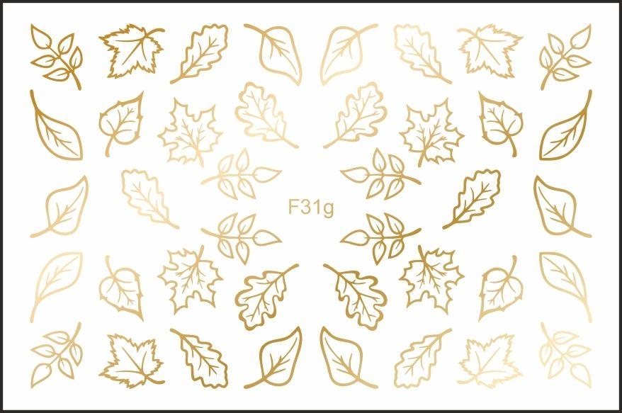 FREEDECOR Фольгированный слайдер Мини Арт. F31g Цветы