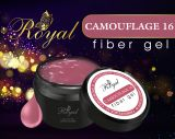FIBER GEL CAMOUFLAGE № 16 ROYAL