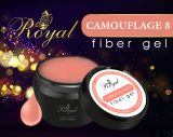 FIBER GEL CAMOUFLAGE № 8 ROYAL