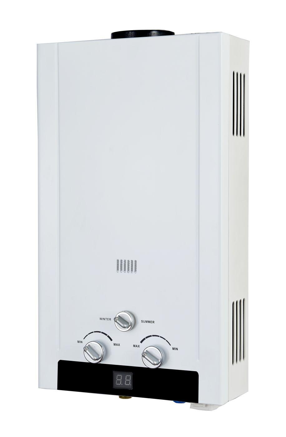 Газовый проточный водонагреватель Edisson H 20 DL (сжиженный газ) (361202)