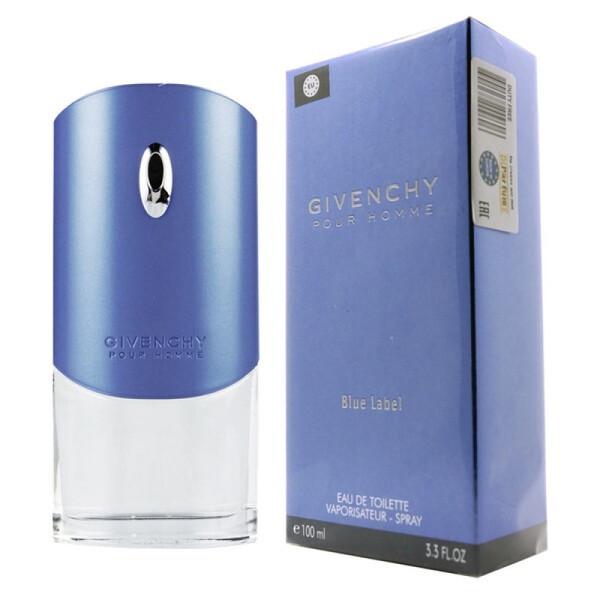 Givenchy Pour Homme Blue Label 100 мл (LUX)