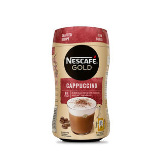 Nescafe 225 gr Cappuccino специальный растворимый кофе