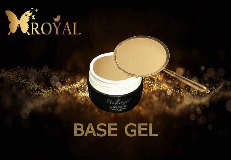BASE BONDER GEL ROYAL GEL базовый гель